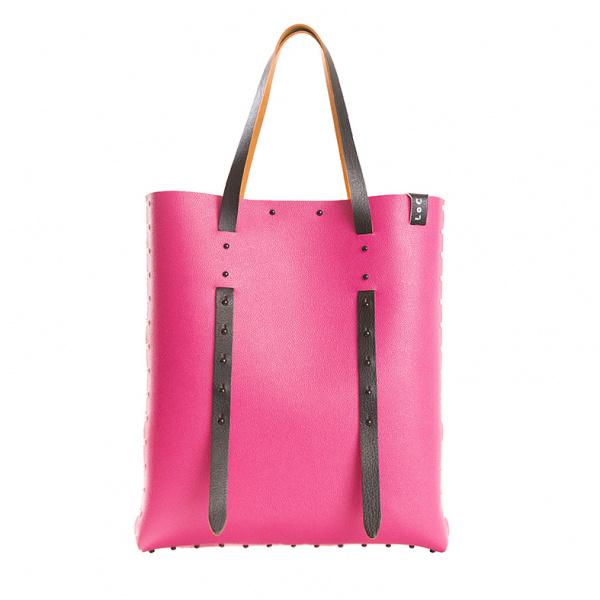 Assembled bag