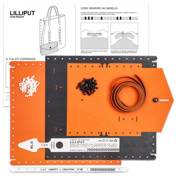 Kit to assemble